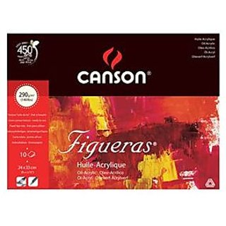 Cansons 290 GSM Drawing Paper (10 Sheets)