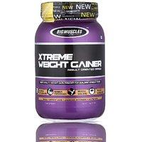BIG MUSCLES XTREME WEIGHT GAINER 1 KG