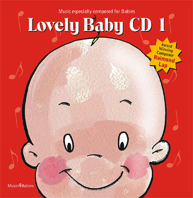 Music 4 Babies Lovely Baby CD 1