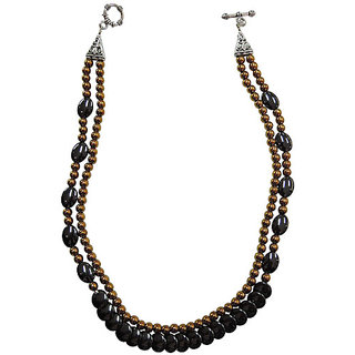 Pearlz Ocean Hematite and Dark Yellow Hematite 18