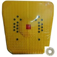 Percare Acupressure Mat With Magnets For Pain Relief