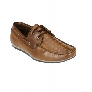 Magnolia Tan Loafer Lace Up