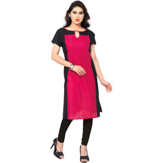 Cherryplus Designer Exclusive Cotton Fancy Kurtis