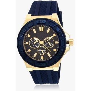 AB Analog Blue Watch
