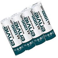 Genuine 4 Envie Rechargeable Cell Battery AA Ni-cd 1000 MAh