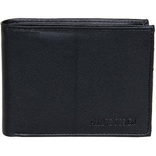 Allure Design Mens Formal Non Leather Black Coloure Wallet