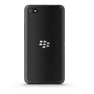 New Back Battery Panel - For Blackberry Z30 - Black