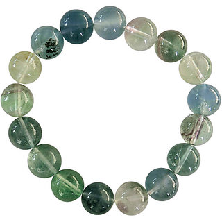 Multi Flourite Gemstone Beads 8