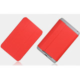 Rka Magnetic Smart Pu Leather Stand Case Cover For 2012 Asus Google Nexus 7 1St Gen Red