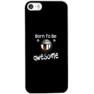 Casotec Quotes Design Hard Back Case Cover For Apple Iphone 4 / 4S Gz7009C-13015