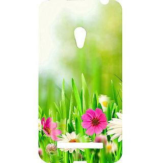 Casotec Spring Floral Pattern Design Hard Back Case Cover For Asus Zenfone 5 A500Cg gz8003-12464