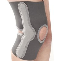 Tynor Elastic Knee Support (Large Size)