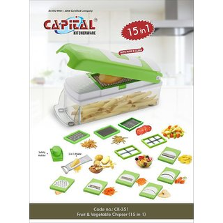 15 In 1 Vegetable Slicer