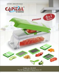 6 In 1 Vegetable Slicer