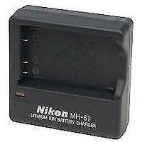 Nikon MH-61 Battery Charger For Nikon EN-EL5 Batteries Digital COOLPIX P510+ Wty