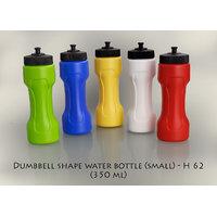 Power Plus  Set Of 5 Bottles Dumbbell Shape Water Bottle(H62).