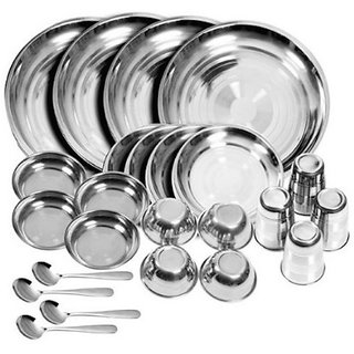 Royal Sapphire Stainless Steel Dinner Set 24 Set