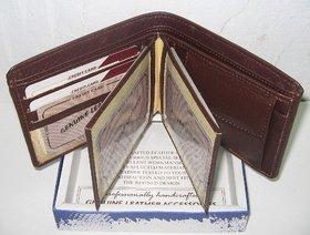 Designer PU Leather Gents Wallet new Men's Wallet Gent's money purse BR104