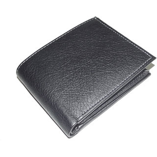Designer PU Leather Gents Wallet new Men's Wallet Gent's money purse BL103 (Synthetic leather/Rexine)