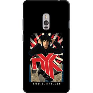 DailyObjects DJ NYK Case For OnePlus 2