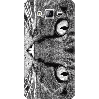 DailyObjects Feline Eyes Case For Samsung Galaxy On7