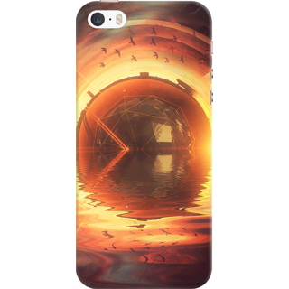 DailyObjects Sytyrnyylya Case For iPhone SE