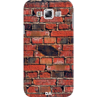 DailyObjects Another Brick In The Wall Case For Samsung Galaxy E7