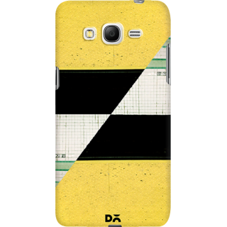 DailyObjects NYC Subway Case For Samsung Galaxy Grand Prime