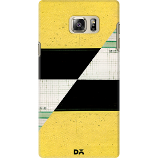 DailyObjects NYC Subway Case For Samsung Galaxy Note 5