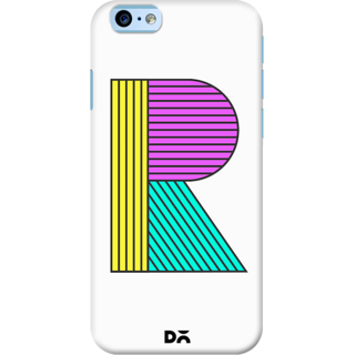 DailyObjects Stylised R Case For iPhone 6