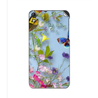 Instyler Mobile Skin Sticker For Htc 816 Mshtc816Ds-10041