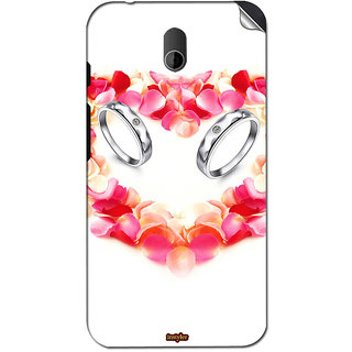 Instyler Mobile Skin Sticker For Htc Desire 210 MshtcDesire 210Ds-10112