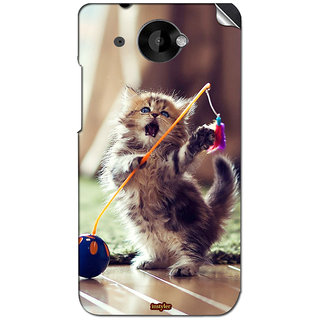 Instyler Mobile Skin Sticker For Htc Desire 601 MshtcDesire601Ds-10018