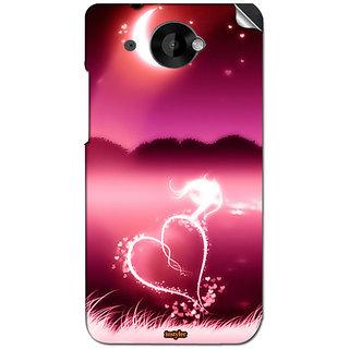Instyler Mobile Skin Sticker For Htc Desire 601 MshtcDesire601Ds-10107
