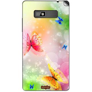 Instyler Mobile Skin Sticker For Htc Desire 600 MshtcDesire600Ds-10042