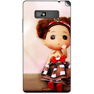 Instyler Mobile Skin Sticker For Htc Desire 600 MshtcDesire600Ds-10062