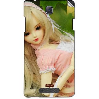 Instyler Mobile Skin Sticker For Oppo R831T MsoppoR831TDs-10073