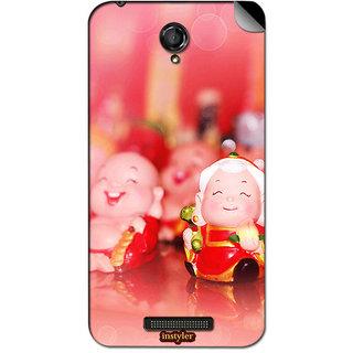 Instyler Mobile Skin Sticker For Oppo R833T MsoppoR833TDs-10064