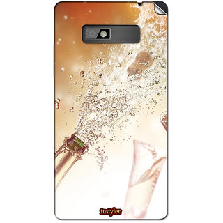 Instyler Mobile Skin Sticker For Htc Desire 600 MshtcDesire600Ds-10147