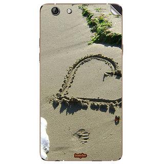 Instyler Mobile Skin Sticker For Oppo R1 MsoppoR1Ds-10105