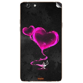 Instyler Mobile Skin Sticker For Oppo R1 MsoppoR1Ds-10109