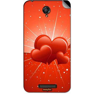 Instyler Mobile Skin Sticker For Oppo R833T MsoppoR833TDs-10117