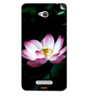 Instyler Mobile Skin Sticker For Htc Butterfly S MshtcButterflysDs-10078