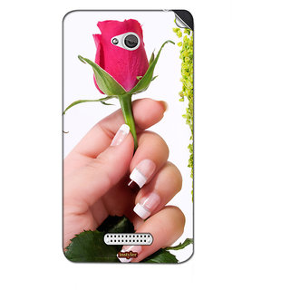 Instyler Mobile Skin Sticker For Htc Butterfly S MshtcButterflysDs-10082