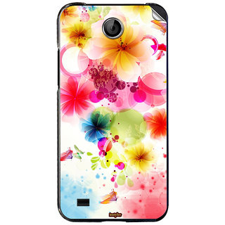 Instyler Mobile Skin Sticker For Htc Desire 300 MshtcDesire 300Ds-10076