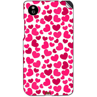 Instyler Mobile Skin Sticker For Htc Desire 700 MshtcDesire700Ds-10116