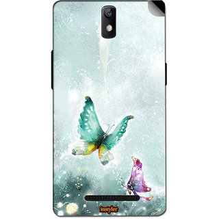 Instyler Mobile Skin Sticker For Oppo R3 MsoppoR3Ds-10040