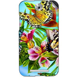 Instyler Mobile Skin Sticker For Htc Desire 501 MshtcDesire 501Ds-10047