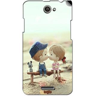 Instyler Mobile Skin Sticker For Htc Desire 516 MshtcDesire 516Ds-10074