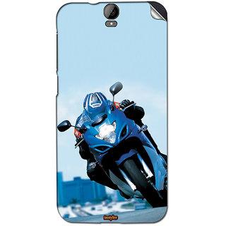 Instyler Mobile Skin Sticker For Htc One E9Plus MshtcOnee9PlusDs-10031